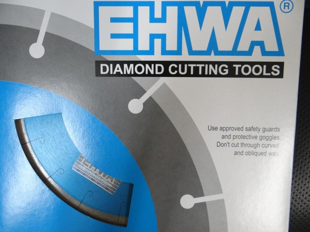 Lưỡi cắt gạch, đá Ehwa 250 Premium - Korea