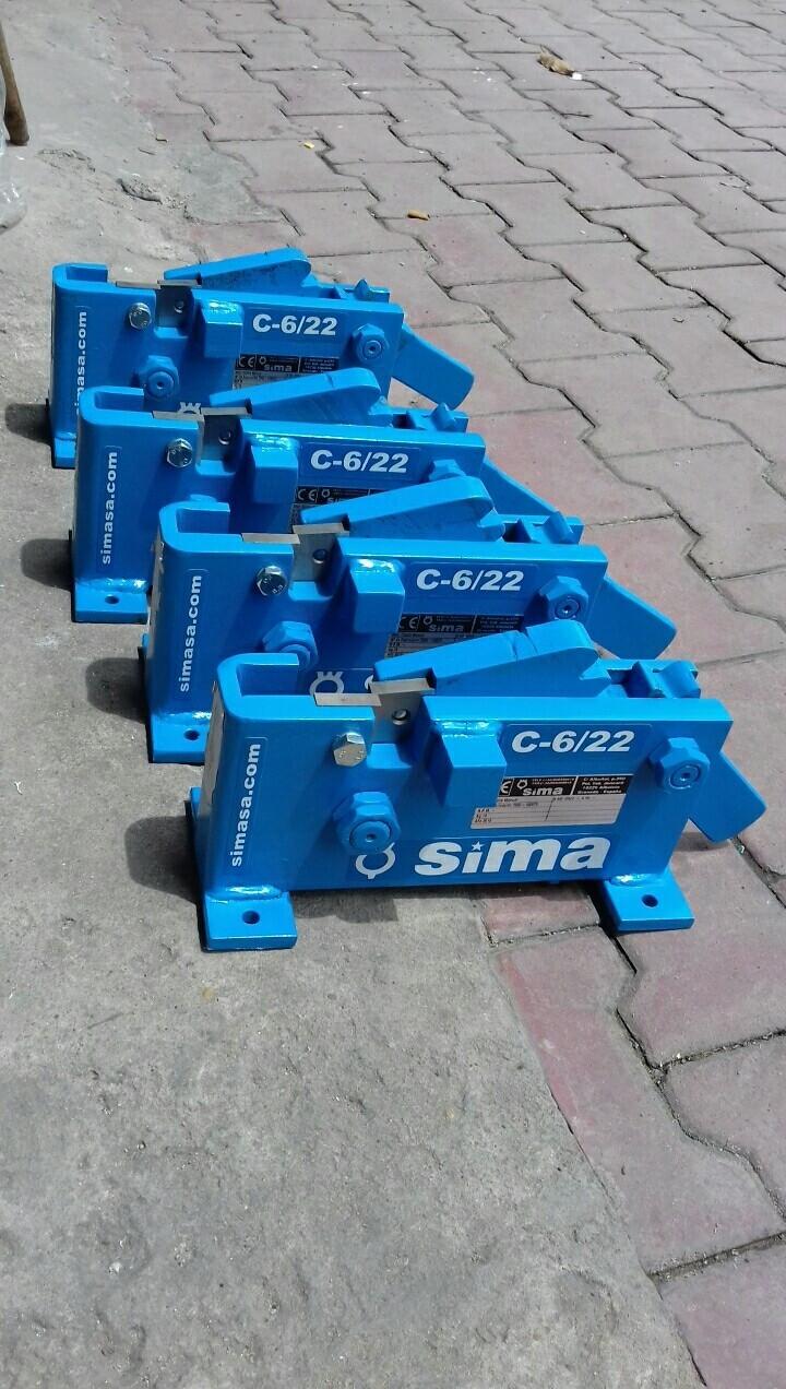 Bàn cắt thép phi 6-22mm hiệu Sima - C 6/22