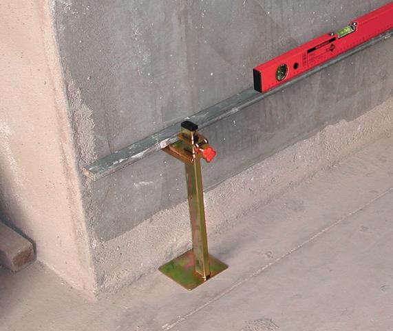 Gá đỡ gạch ốp tường Rubi cao 50cm