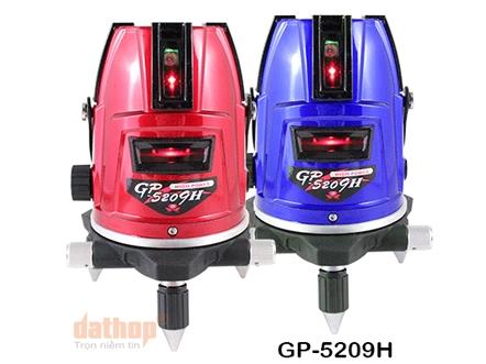Máy cân bằng Laser GPI - 5209H Taiwan (Tia đỏ)