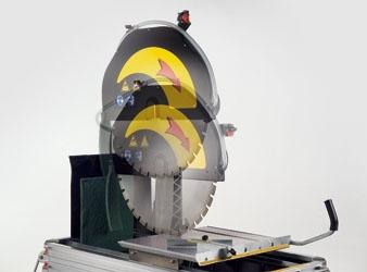 Máy cắt đá Battipav - Expert 500