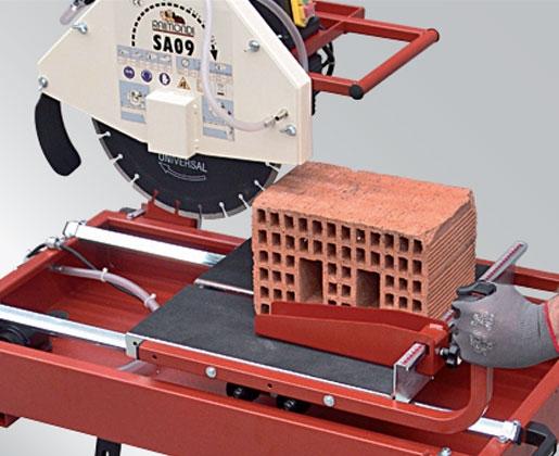 Máy cắt đá Raimondi - SA 09