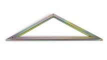 Thước tam giác hiệu Rubi dài 60cm