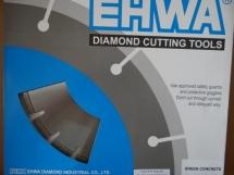 Lưỡi cắt bê tông mềm Ehwa 350 Standard - Korea