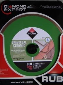 Lưỡi cắt gạch Rubi CEV250 Superpro