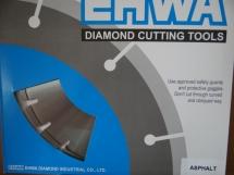Lưỡi cắt nhựa đường Ehwa 350 Standard - Korea