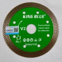 Lưỡi đa năng cắt gạch đá Kingblue 110mm (màu xanh lá)