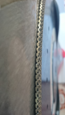 Lưỡi cắt gạch, đá Rubi TVH 250 Superpro